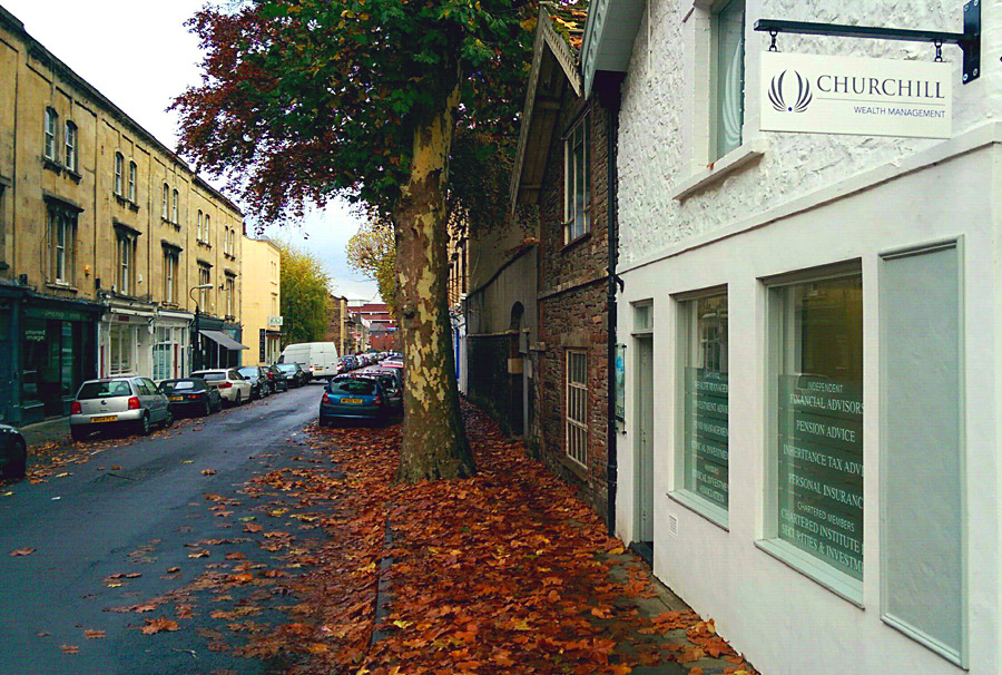 Churchill Ethical Direct Investment - Bristol Office