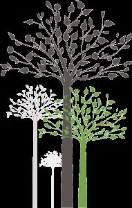 Ethical Investing - Tree Illustration