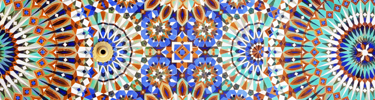 Mosaique, Morocco